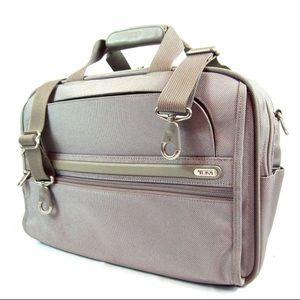 Tumi Alpha Boarding Tote Laptop Bag Carry On
